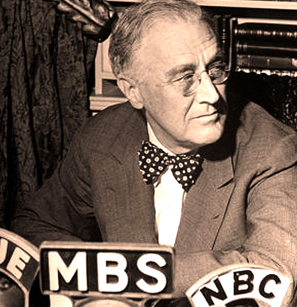 FDR - State of the Union in Wartime