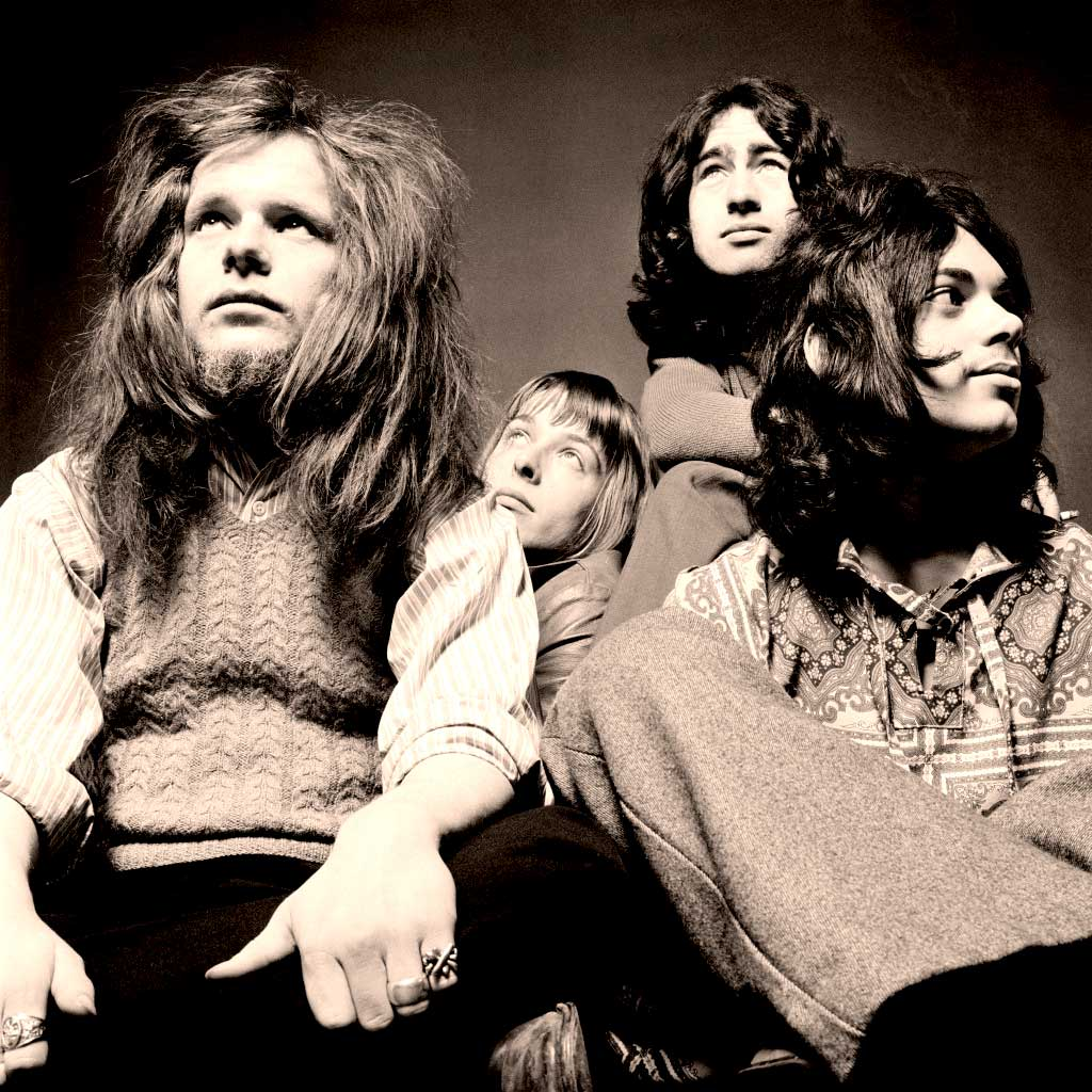 Free – In Session 1969 – Past Daily Soundbooth