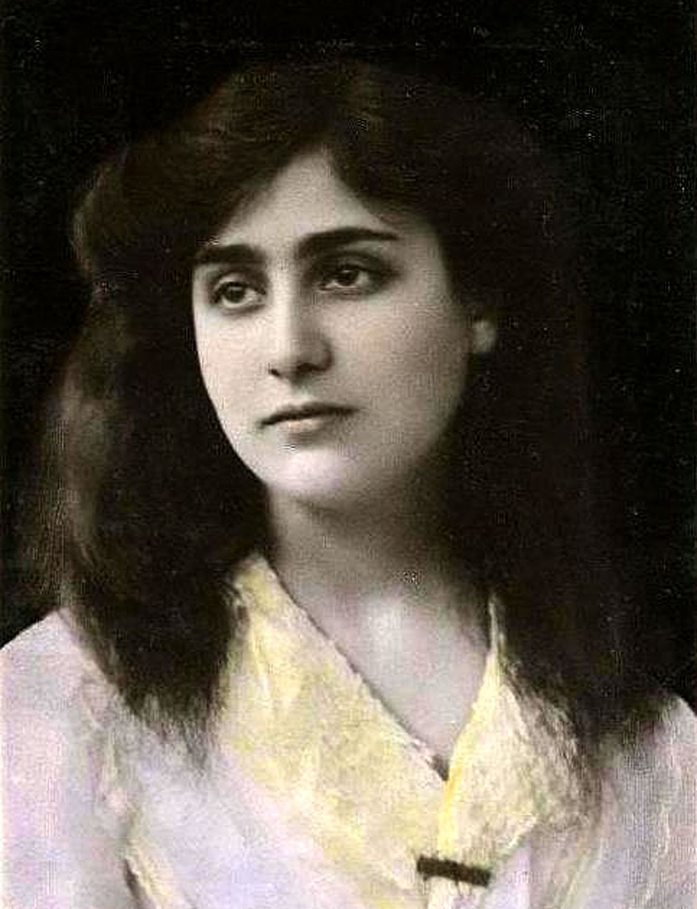 The Young Myra Hess