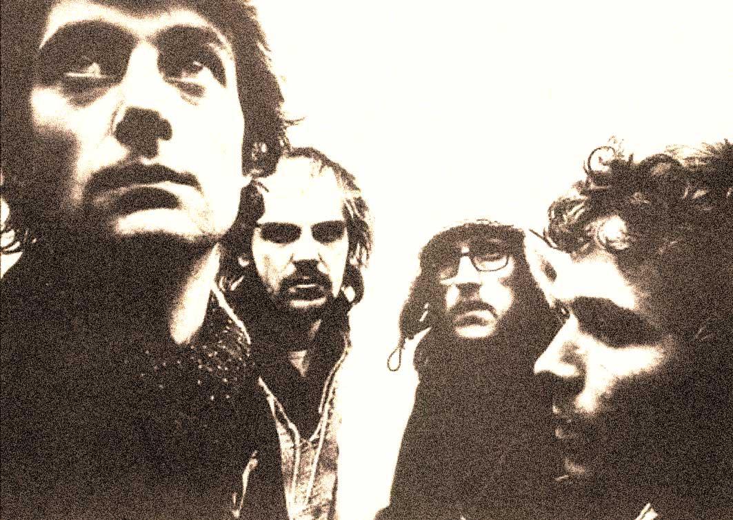 Van Der Graaf Generator – In Session 1971 – Past Daily Weekend Soundbooth