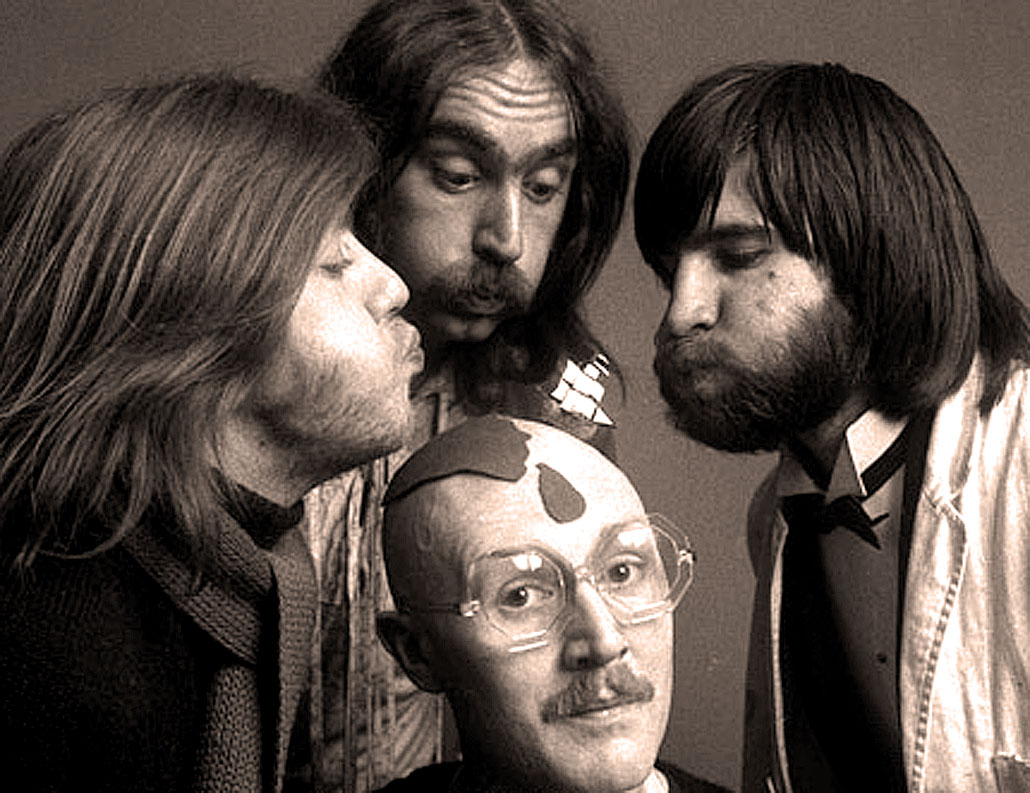 Vivian Stanshall's Big Grunt – In Session 1970 – Nights At The Roundtable: Session Edition