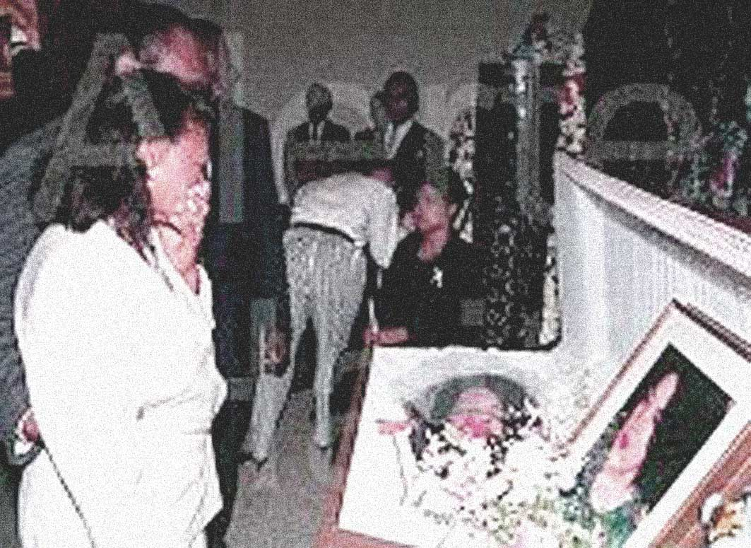 Funeral In Haiti – March 30, 1995