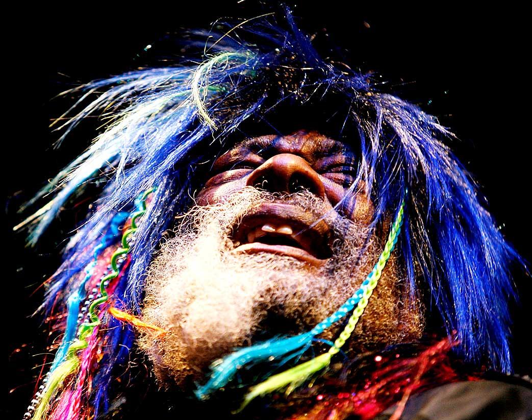 Parliament-Funkadelic – Live In Washington D.C. – 1978 – Past Daily Soundbooth