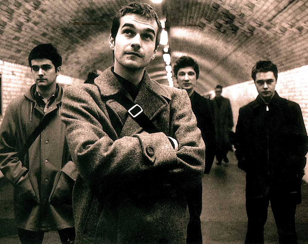 The Bluetones In Session – 1996 – Nights At The Roundtable: Session Edition