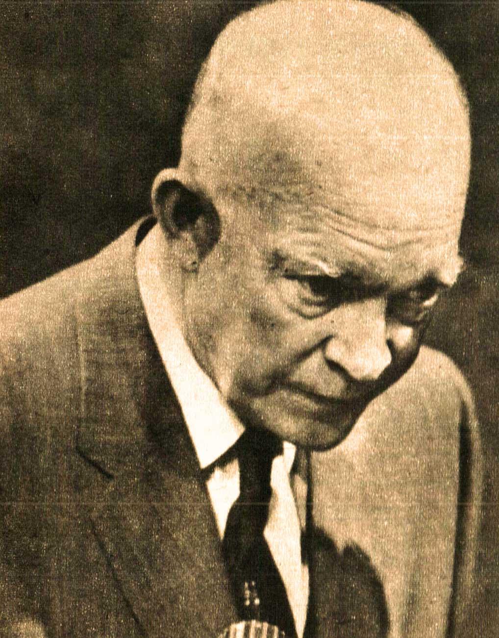 President Eisenhower - 1955