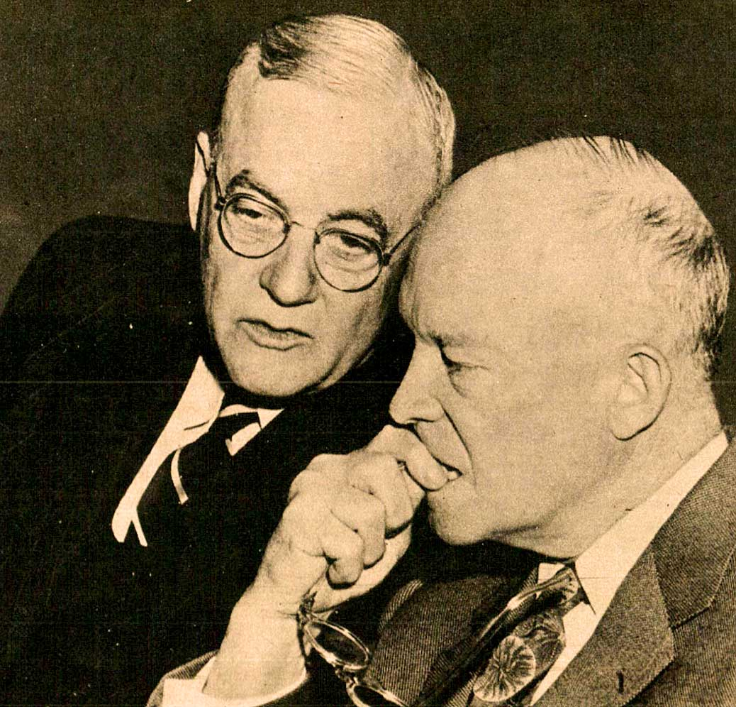 Funeral For A Secretary Of State – John Foster Dulles – May 27, 1959