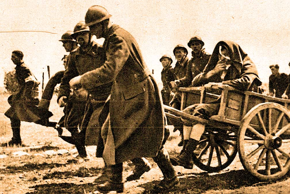 May 21, 1940 – German Invasion Into France – In A Word: Disaster