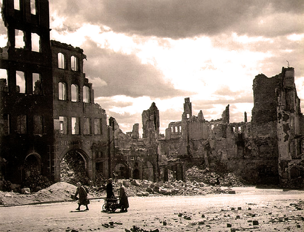 May 12, 1945 – The Morning After – The UN Conference Meets For The First Time.