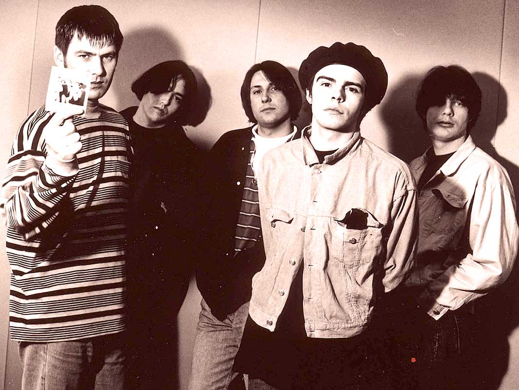 The Charlatans – Live In Blackburn – 1990 – Past Daily Soundbooth