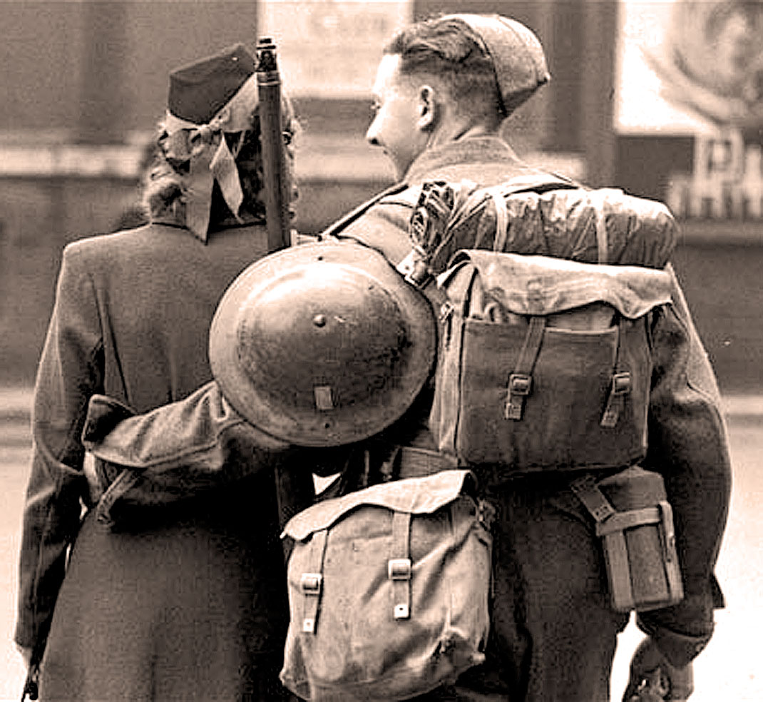 May 8, 1945 – Officially Official – The End Of War In Europe -VE Day Has Arrived.