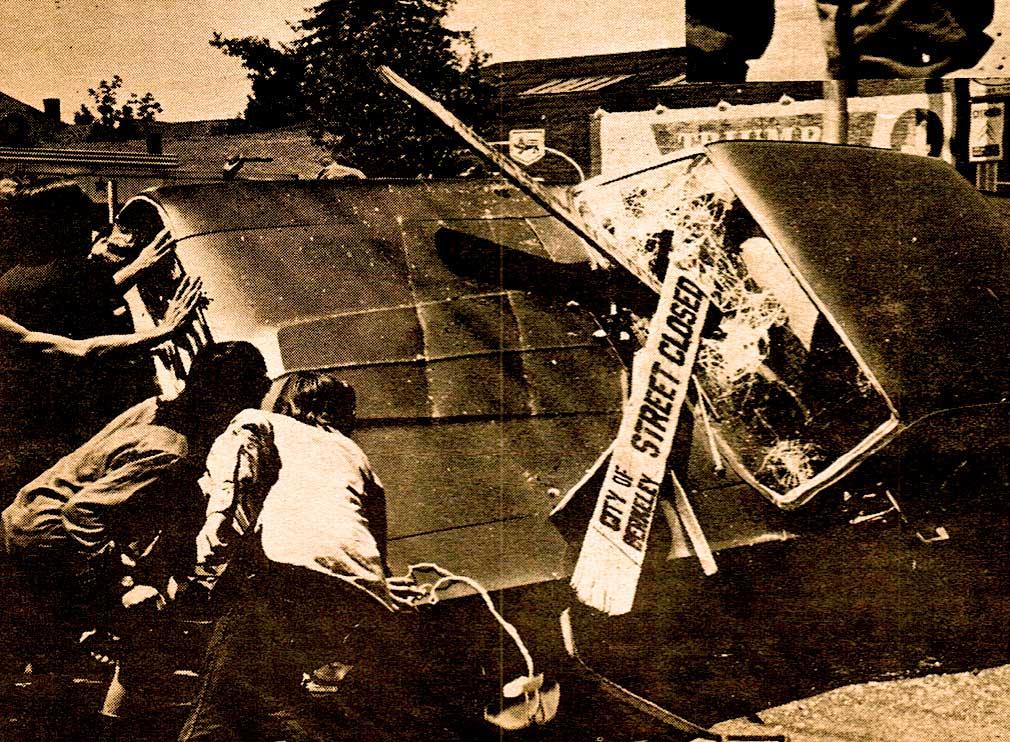 June 30, 1968 – Anti-War Heat Up In Berkeley – Judy Garland Collapses In New Jersey –