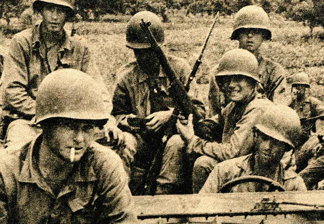 July 28, 1950 – The Situation In Korea – News From The Front – Talk Of Homefront Mobilization.