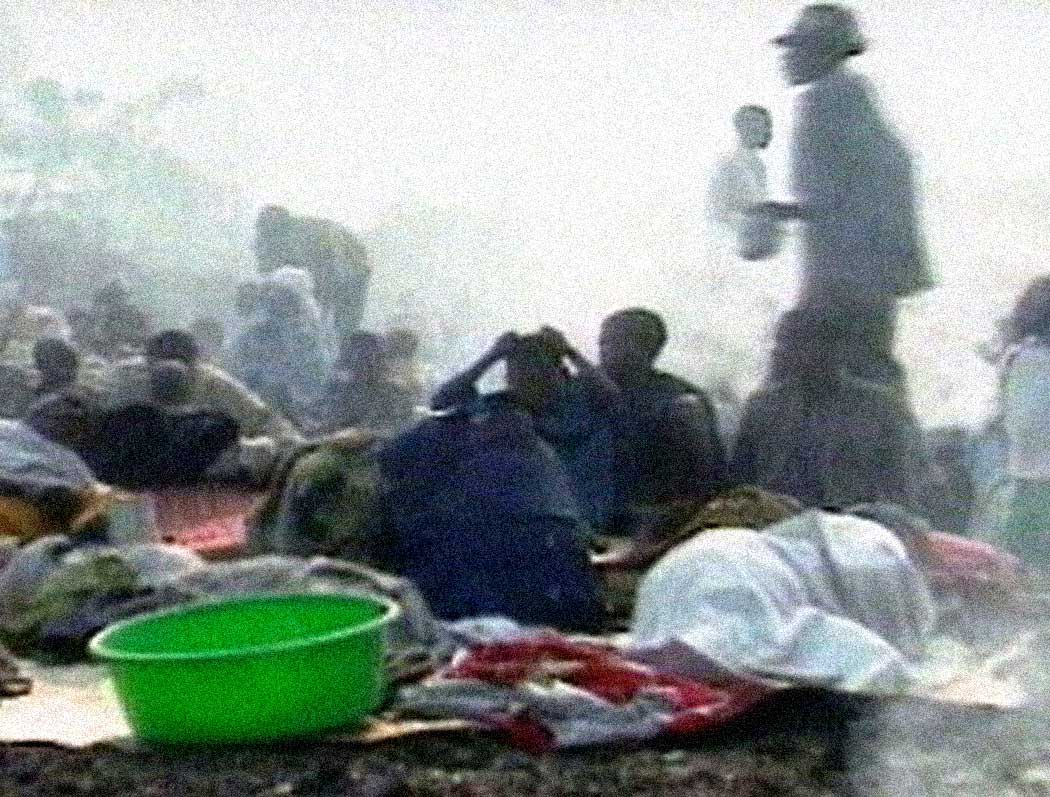 Airlift To Rwanda – July 23, 1994