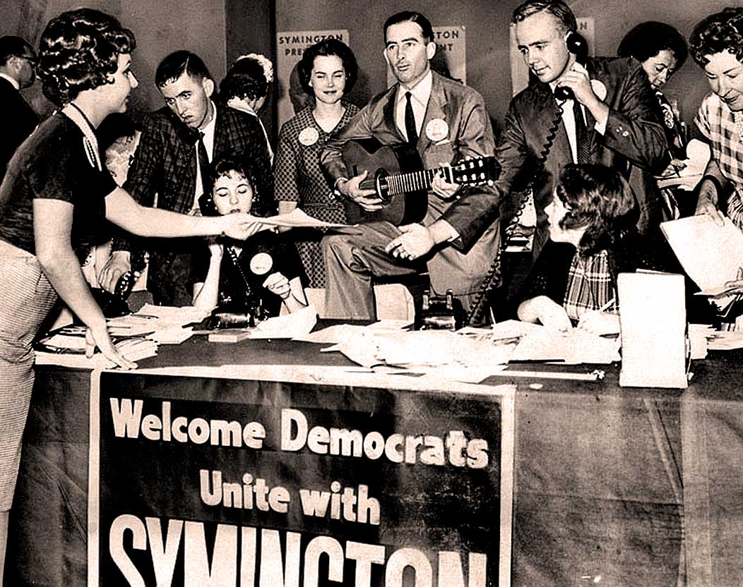 July 6, 1960 – Convention Countdown – The Democrats Come to Los Angeles.