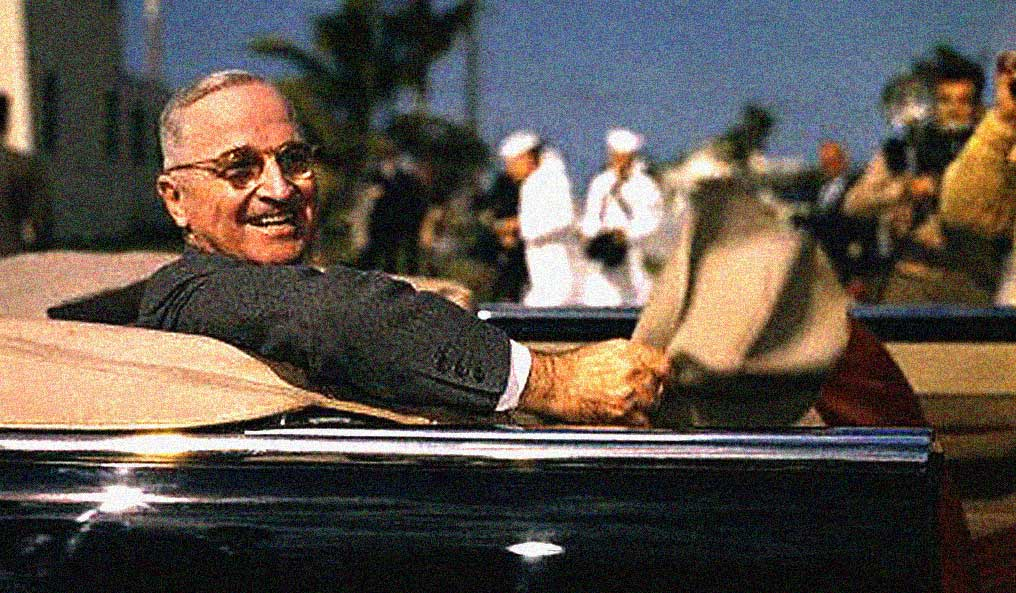 July 4, 1947 -President Harry Truman: A 4th Of July Message