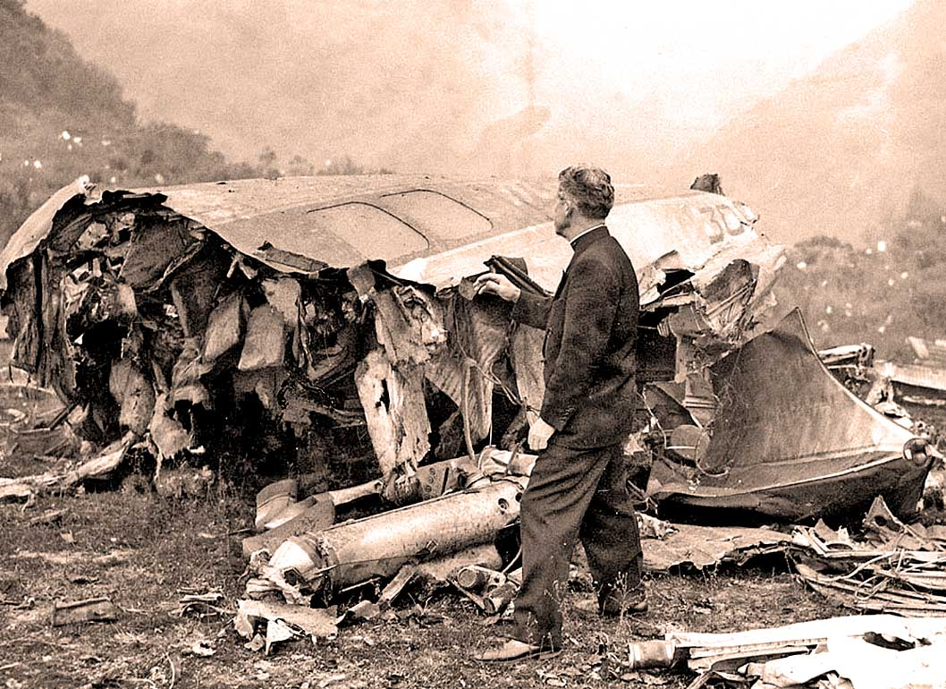 August 24, 1951 – A Day Crammed With  Disasters –