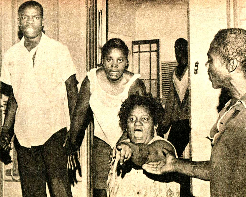 August 11, 1965 – Watts: 'Nothing To See Here – No Point In Knowing' –