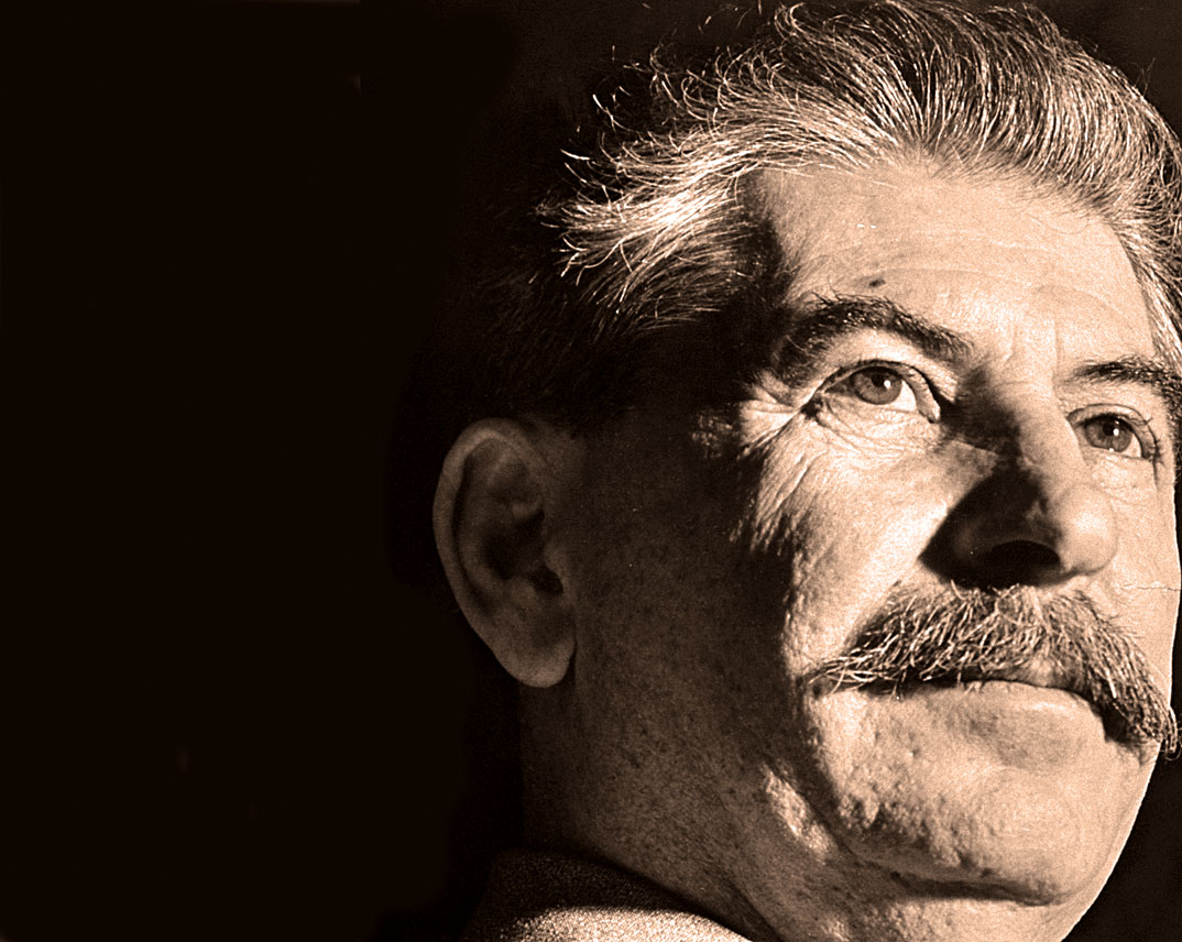 August 3, 1948 – 'A Lump Of Butter At The Head Of The Stairs' – The Mysterious Comrade Stalin.