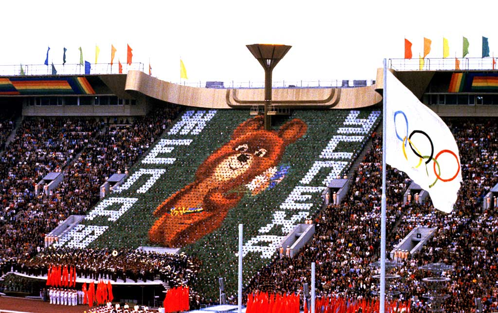 August 3, 1980 – Closing Day: Moscow Olympics