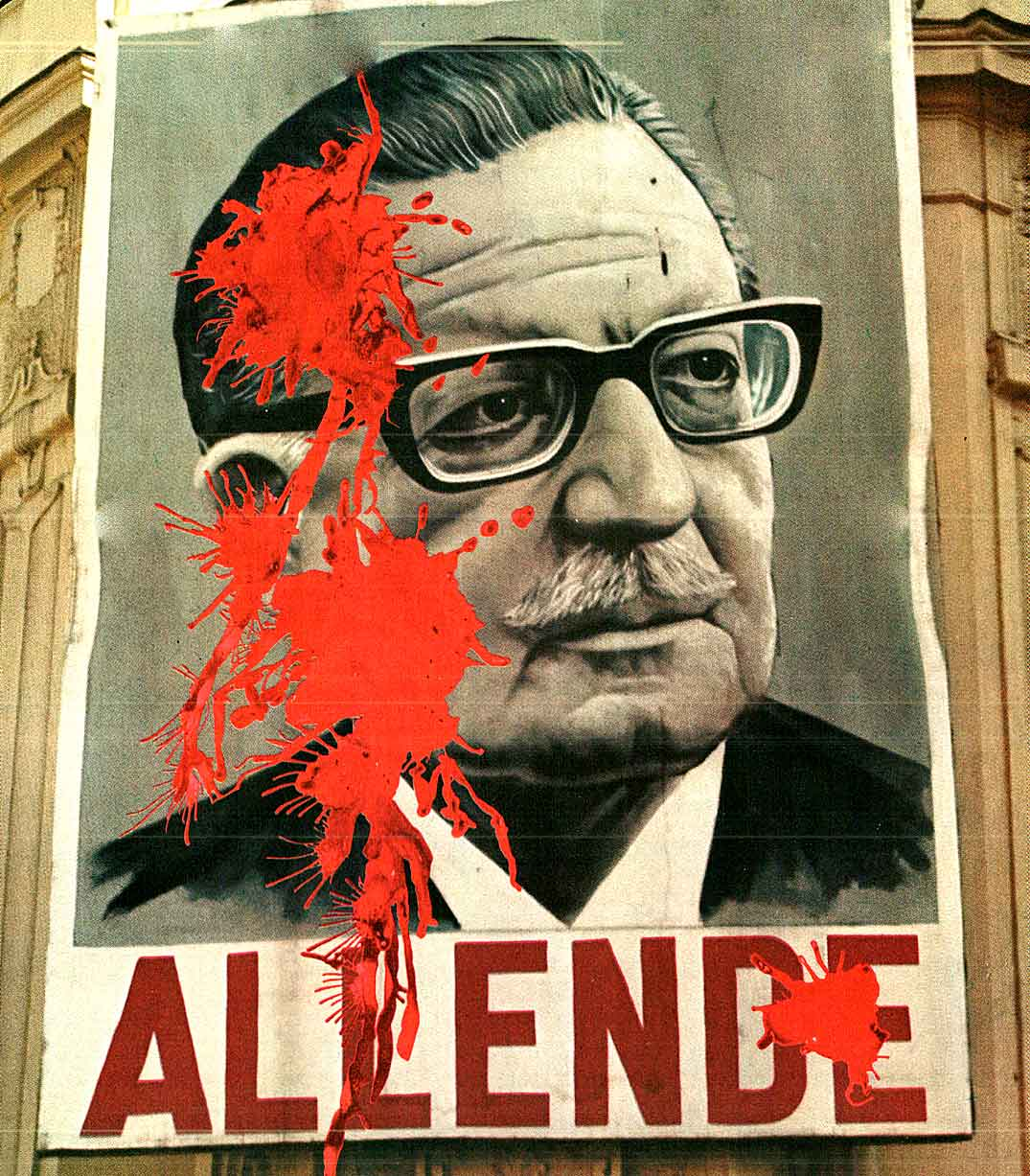 Allende overthrown - September 11,1973