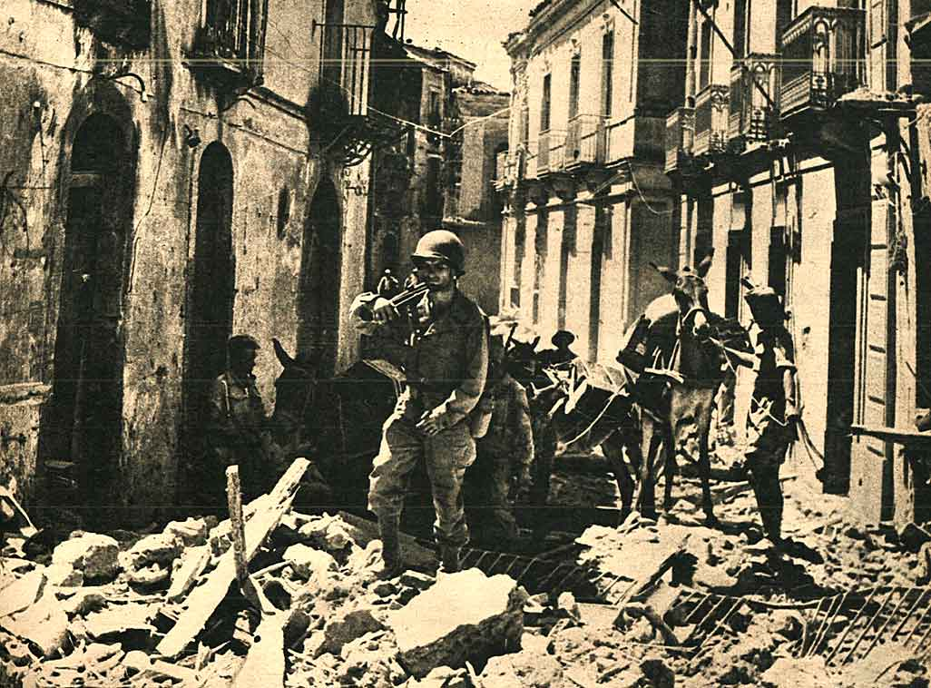 September 8, 1943 – Italy Quits – Germany Won't.