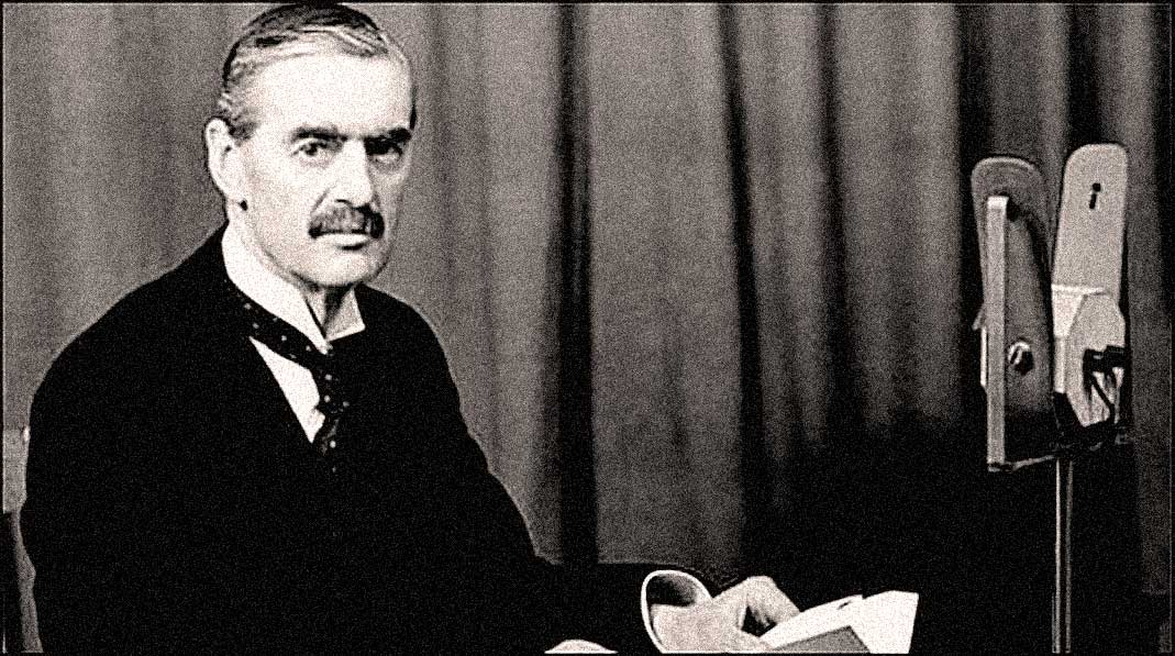Neville Chamberlain: ' . . . Therefore, A State Of War Exists Between Us.' – September 3, 1939