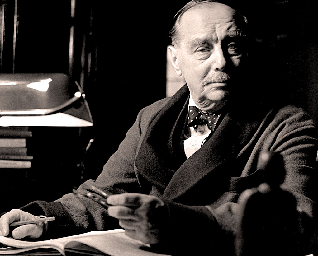 A Talk By H.G. Wells 1937 – Weekend Gallimaufry