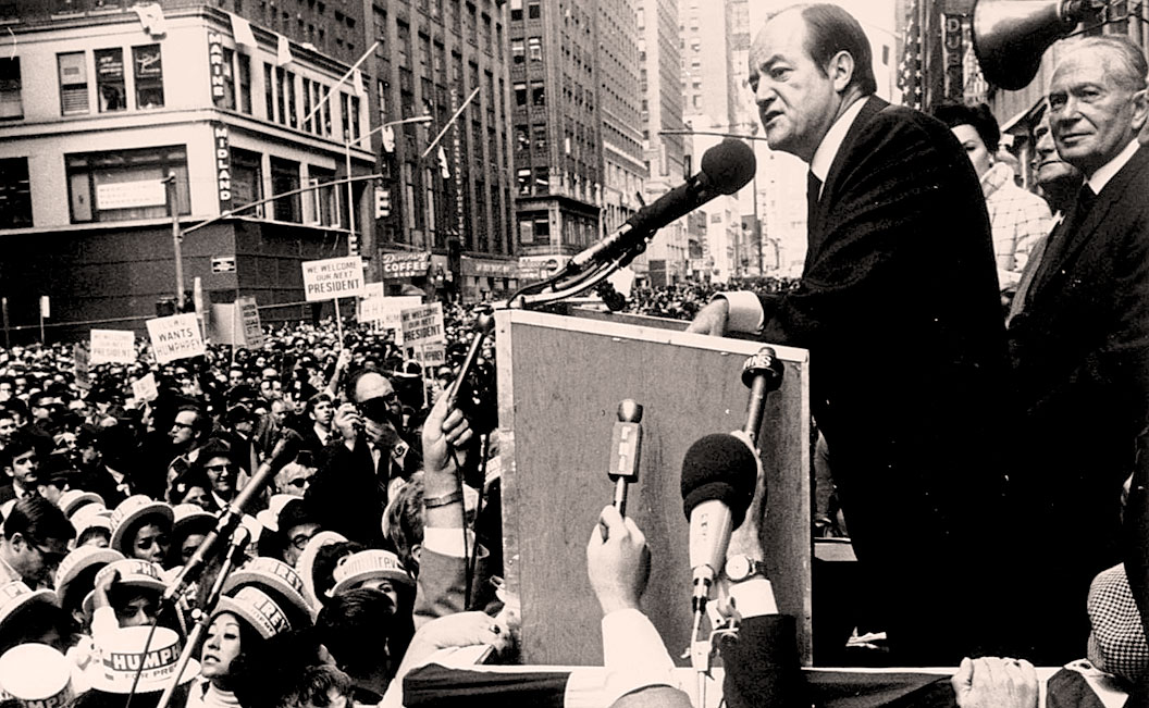 October 10, 1968 – Humphrey-Muskie: Campaign '68