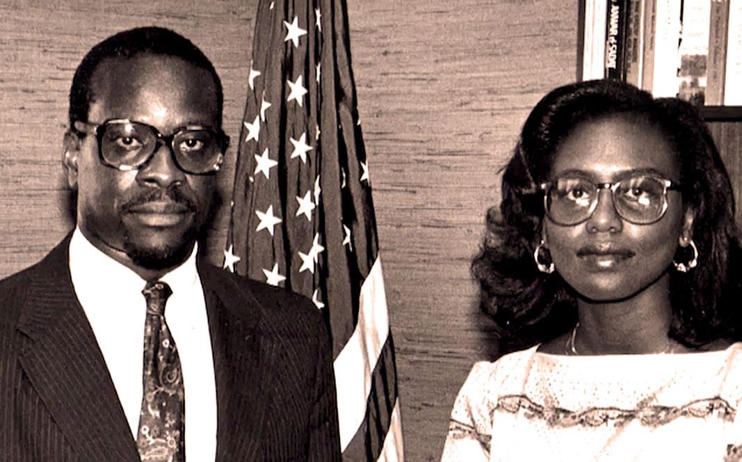 Anita Hill - Clarence Thomas