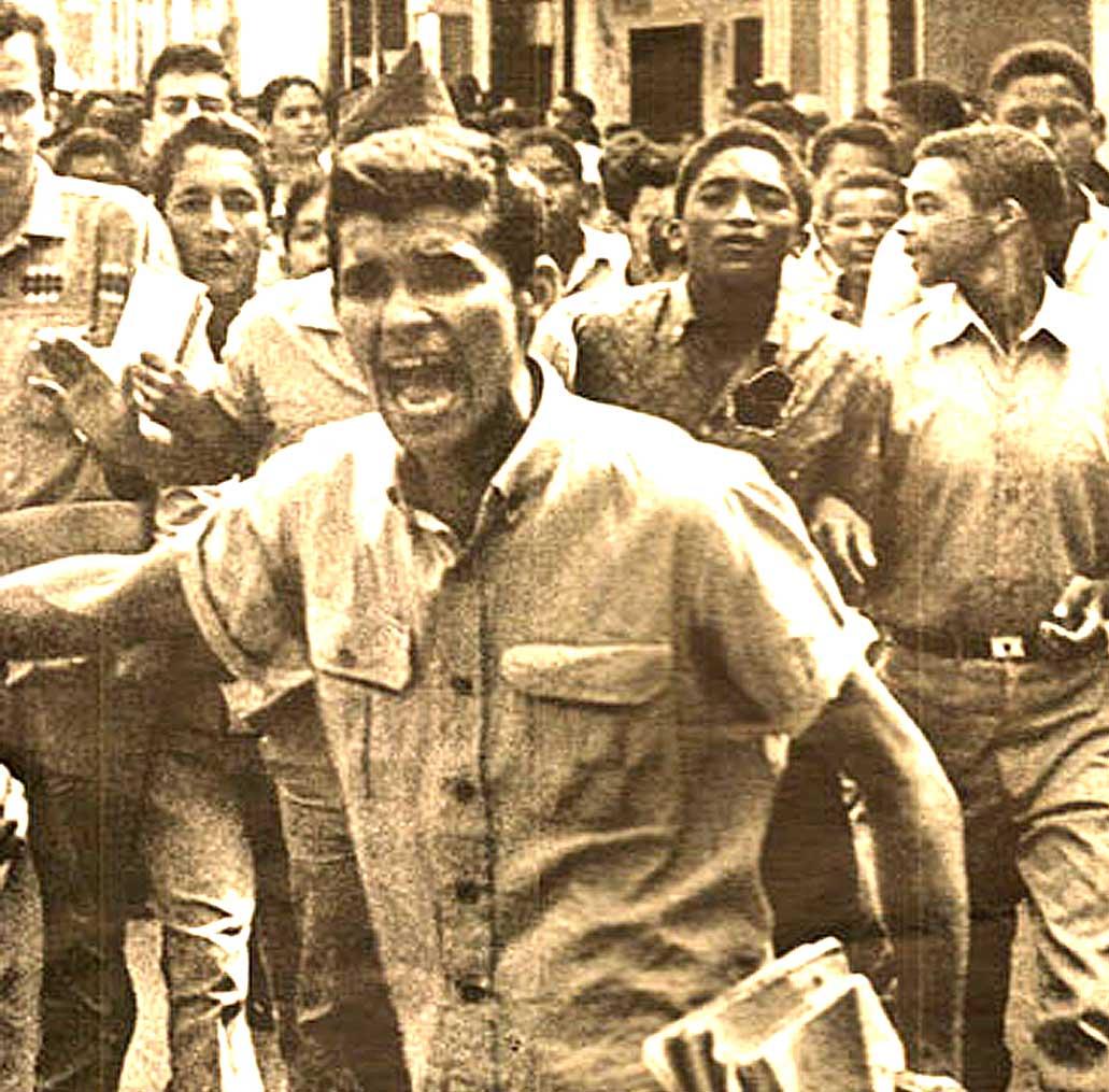 Santo Domingo Protests