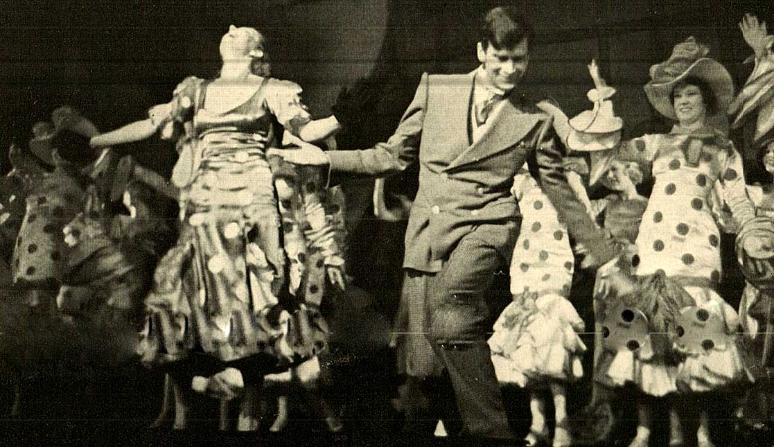 Looking At Acting In 1955 – Weekend Gallimaufry