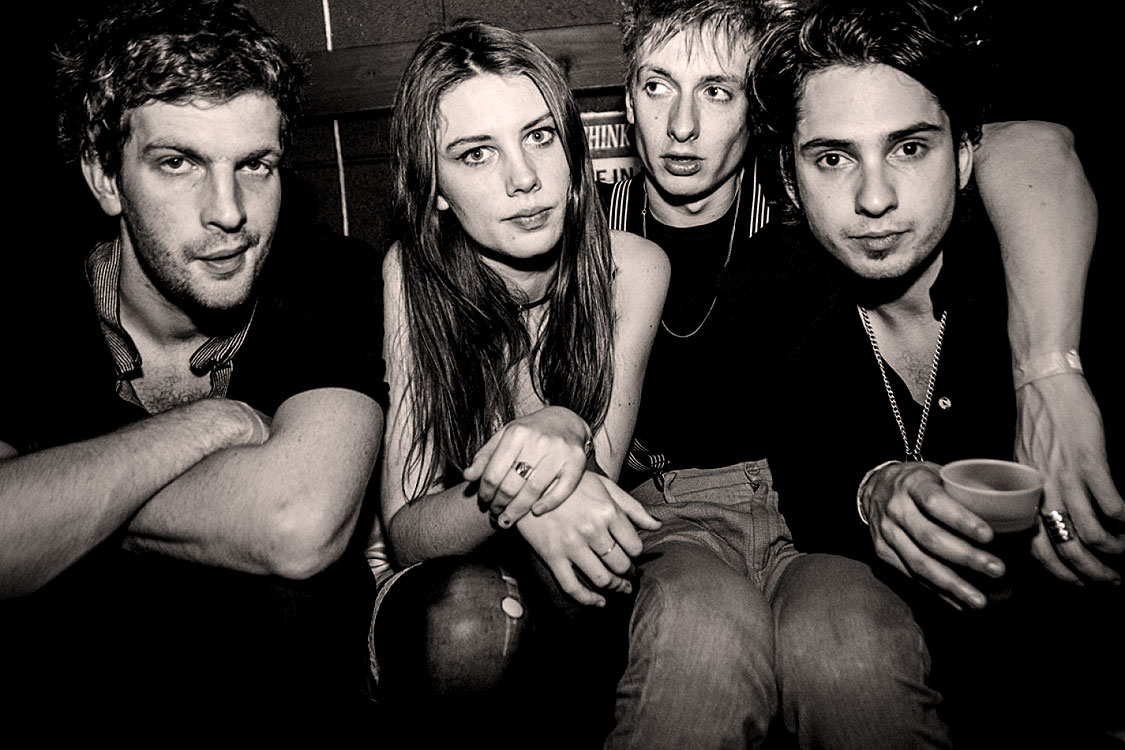 Wolf Alice – Live At Inrocks Festival – Paris 2015 – Nights At The Roundtable: Festival Edition