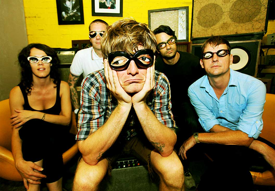 Thee Oh Sees – Live At Primavera Sound 2015 – Nights At The Roundtable: Festival Edition