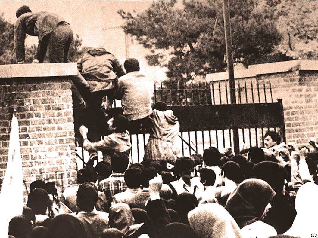 November 5, 1979 – The View From Tehran: Taking An Embassy Or Two.  A Hostage Drama Unfolds.