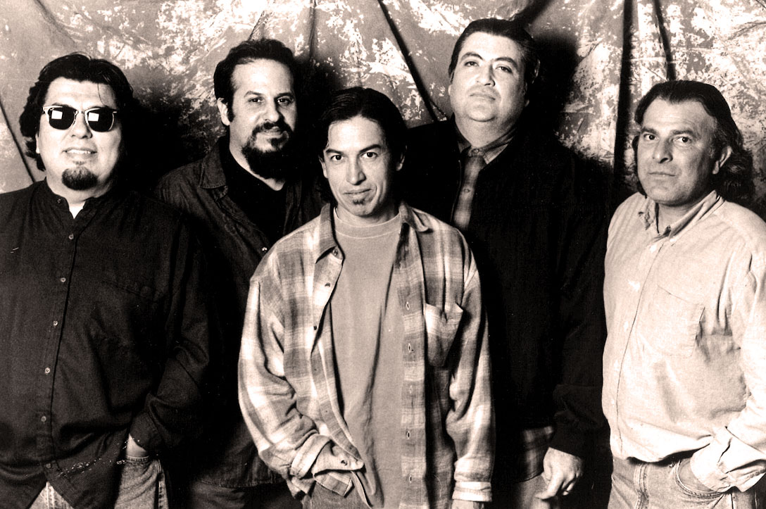 Los Lobos - Christmas Party