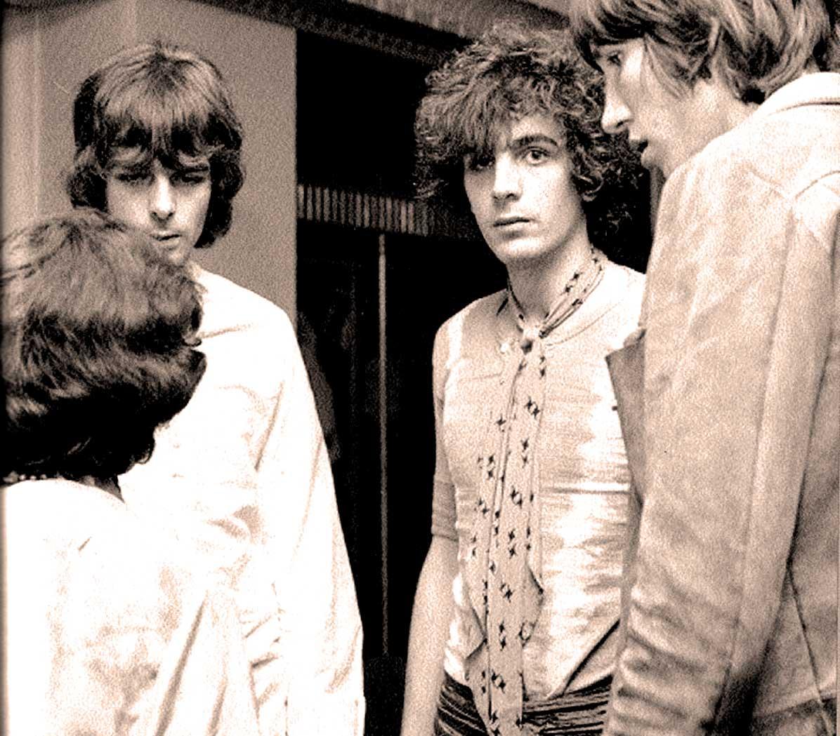 Pink Floyd - Syd Barrett