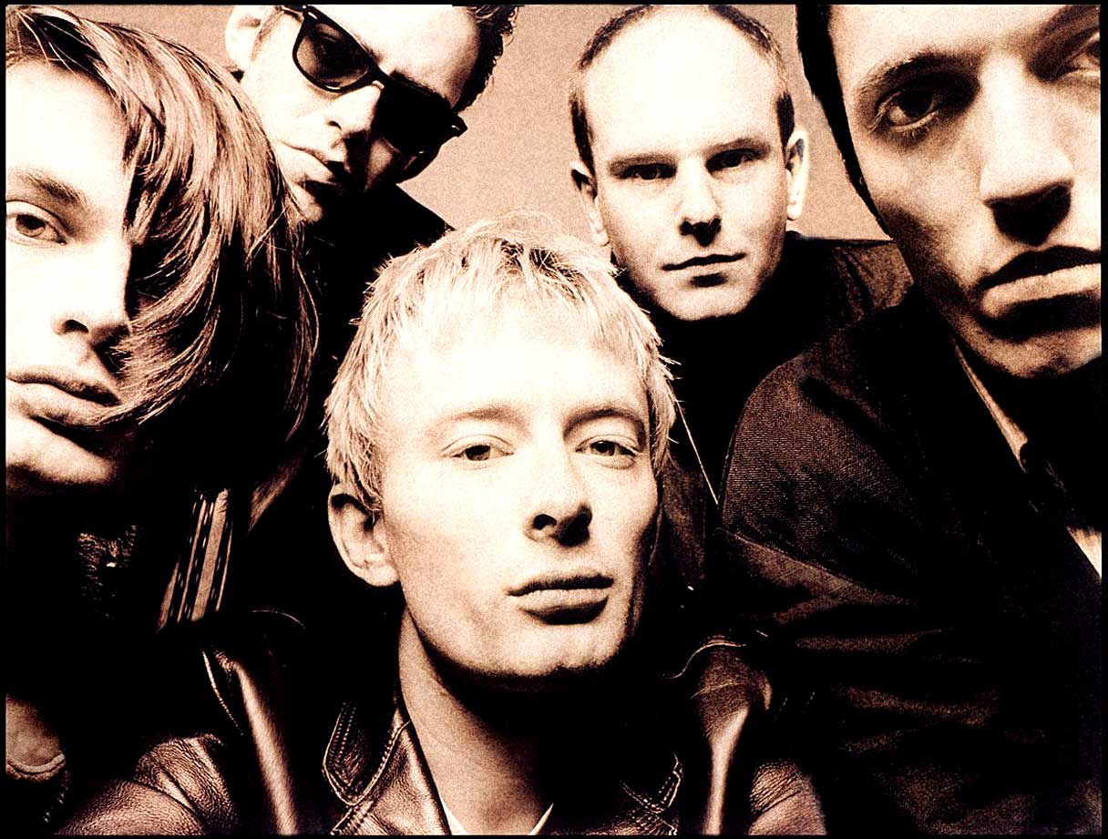 Radiohead – In Session 1995 – Past Daily Soundbooth