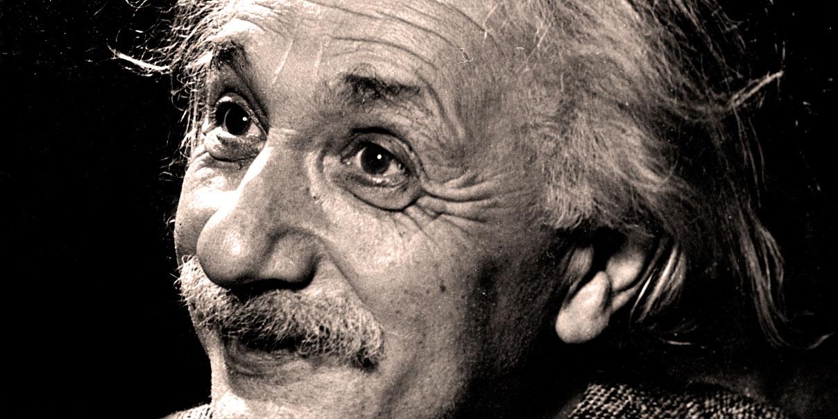 Albert Einstein Has A Few Words For You – (March 14, 1879) – Happy Birthday