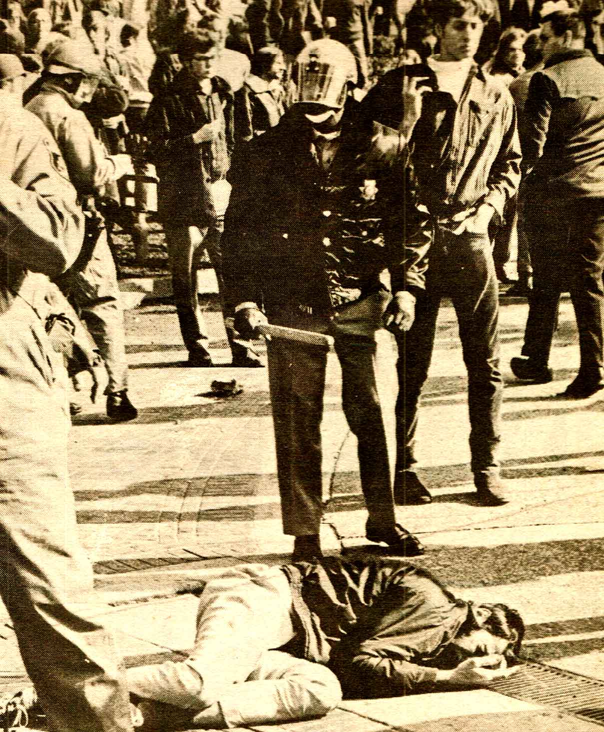 Student Activism 1969 – Past Daily Reference Room