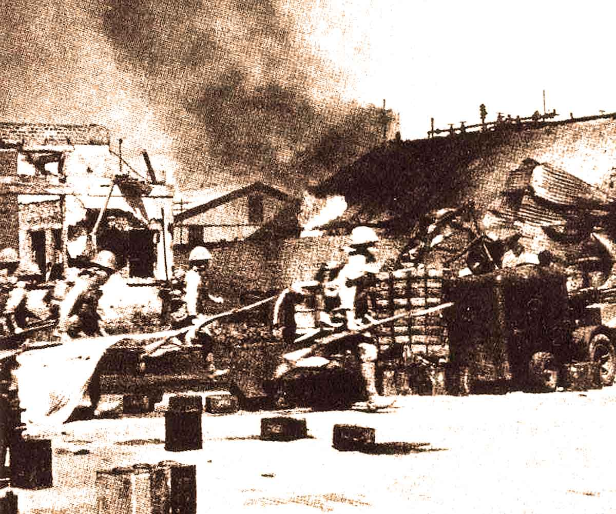 March 3, 1942 – Giving Up On Batavia