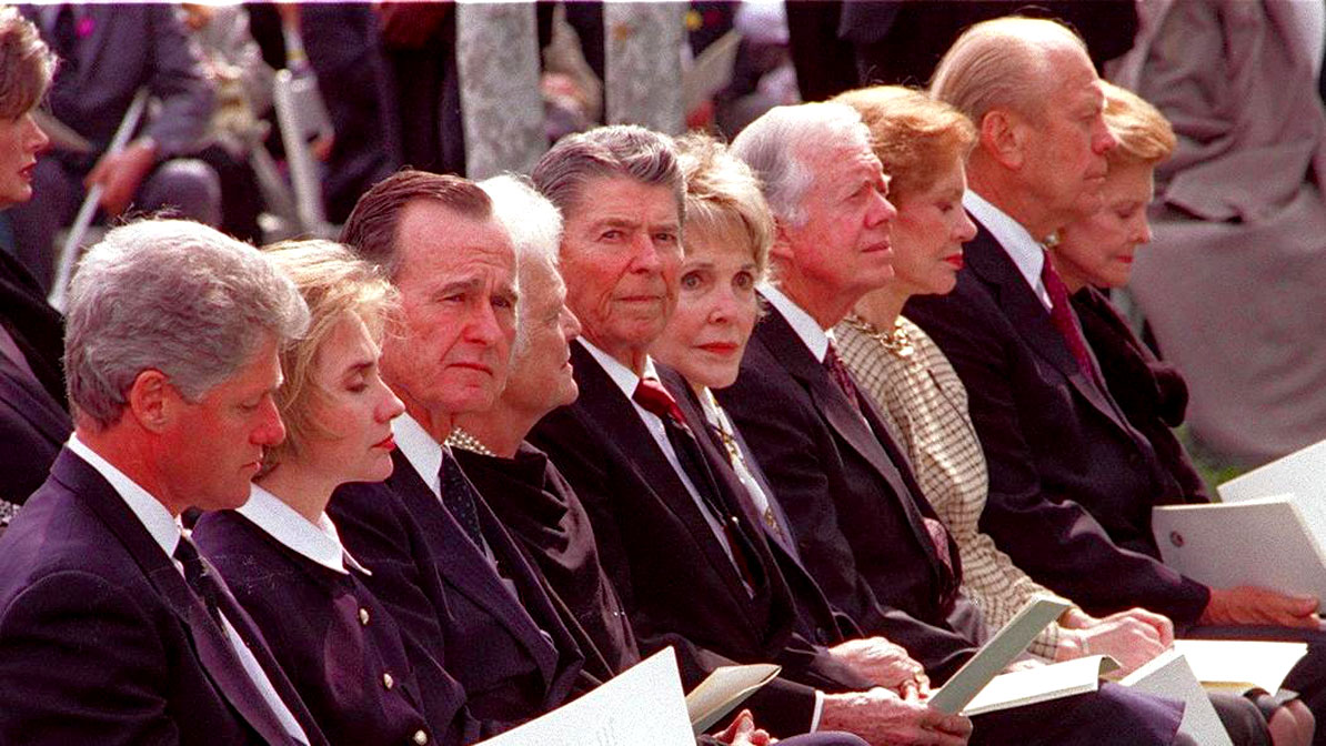 Nixon Funeral