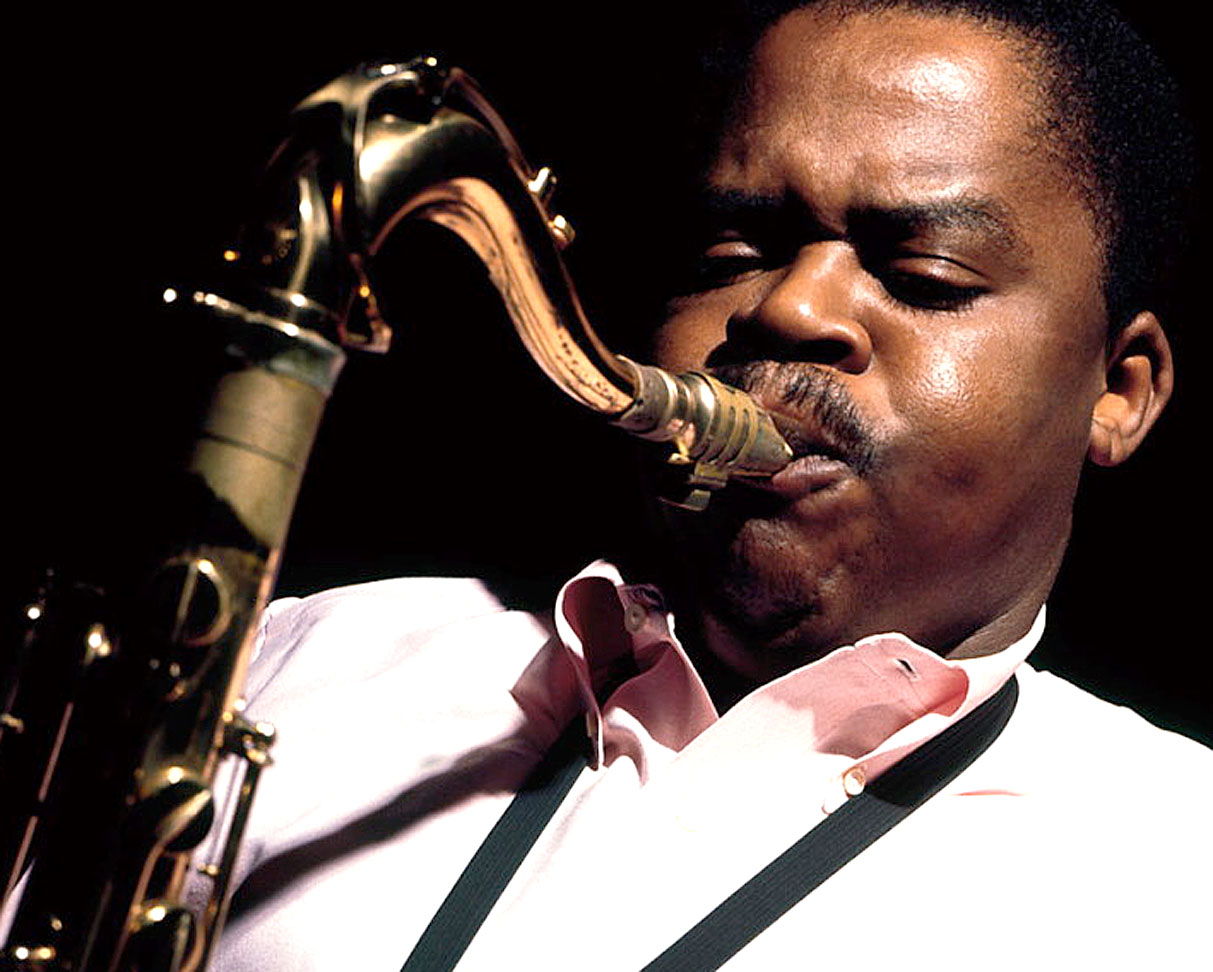 Stanley Turrentine Quintet – Live At Windows On The World – 1989 – Past Daily Downbeat