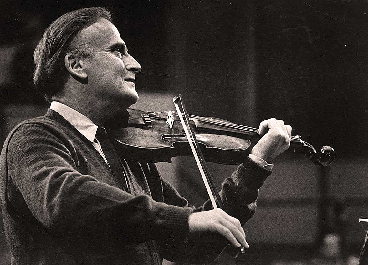Yehudi Menuhin Leads The ORTF Orchestra In Music Of Bartok, Mozart, Bach And Beethoven – 1964 – Past Daily Mid-Week Concert