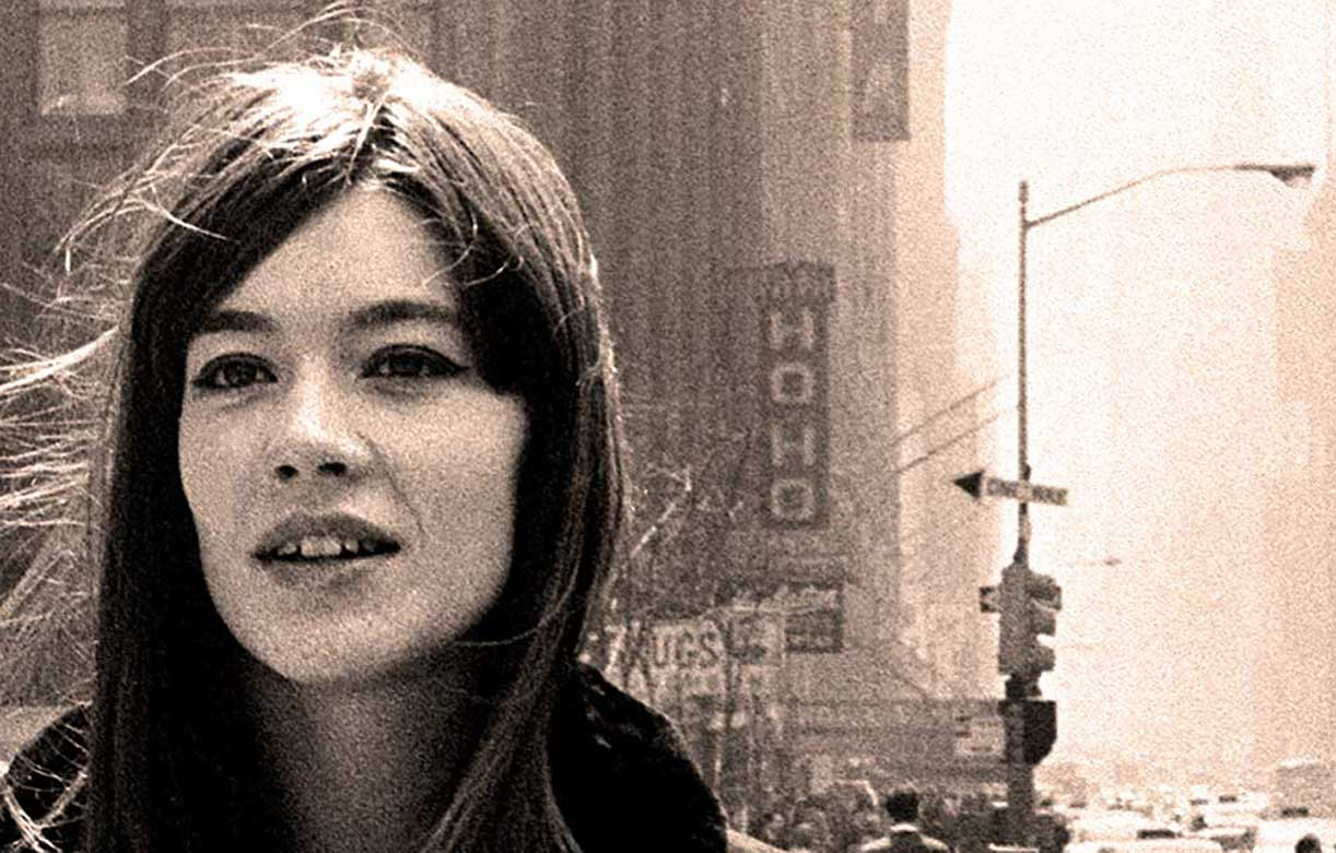 Francoise Hardy On The Radio 1965 – Past Daily Soundbooth