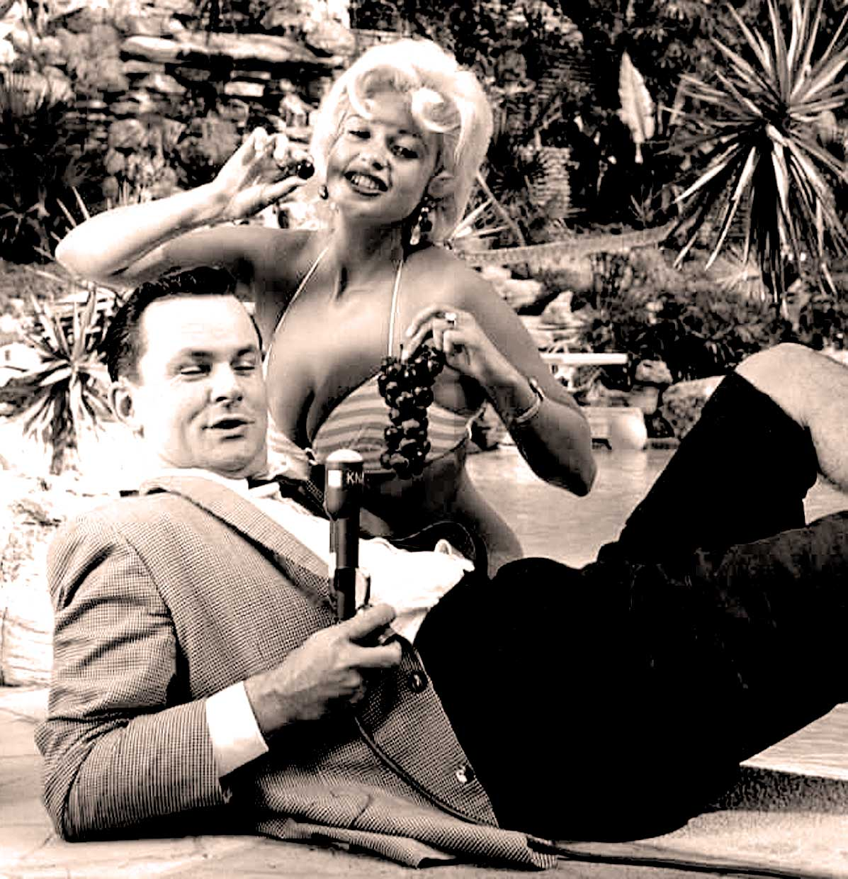 Jayne Mansfield And A Cast Of Hundreds Talk To Bob Crane – 1964 – Past Daily Pop Chronicles