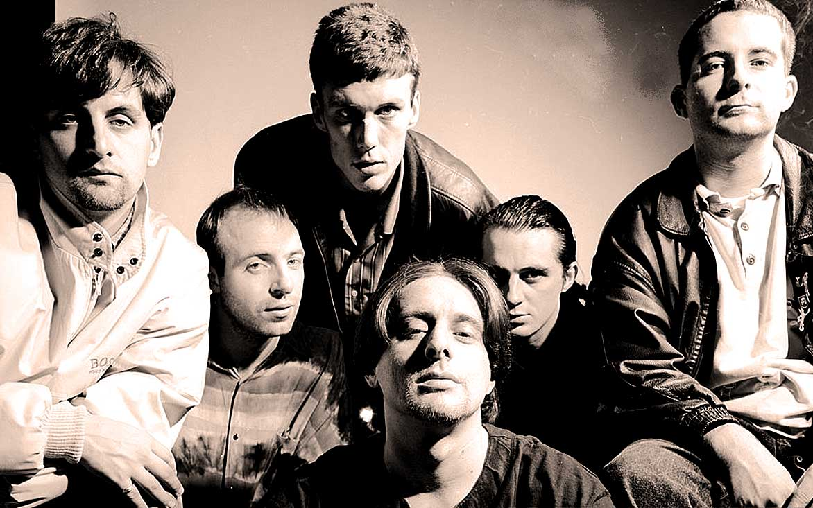 Happy Mondays – In Session 1986 – Past Daily Soundbooth