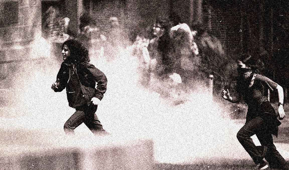 May 1970 – Spring Of Discontent