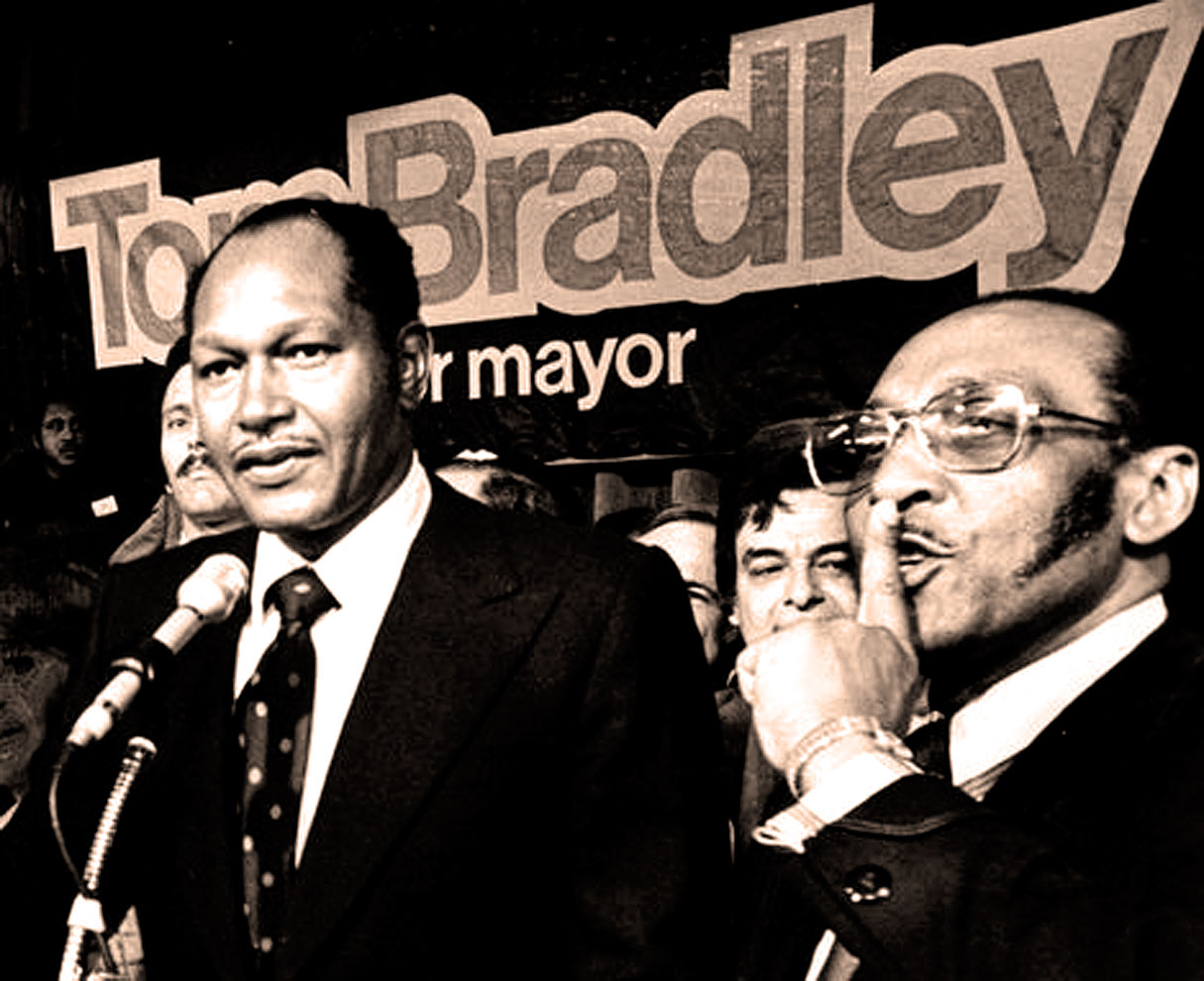 Mayor-Elect Tom Bradley Talks About Los Angeles – June 3, 1973 – Past Daily Reference Room