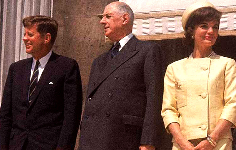 June 2, 1961 – Kennedy's In Paris