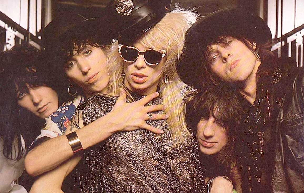 Hanoi Rocks – In Session 1984 – Past Daily Soundbooth